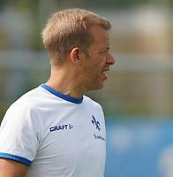 Trainer Markus Anfang (SV Darmstadt 98) - 01.08.2020: SV Darmstadt 98 Trainingsauftakt, Stadion am Boellenfalltor, 2. Bundesliga, emonline, emspor<br /> <br /> DISCLAIMER: <br /> DFL regulations prohibit any use of photographs as image sequences and/or quasi-video.