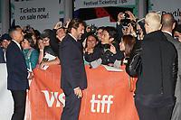 JAVIER BARDEM - RED CARPET OF THE FILM 'MOTHER!' - 42ND TORONTO INTERNATIONAL FILM FESTIVAL 2017. TORONTO, CANADA, 10/09/2017. # FESTIVAL DU FILM DE TORONTO - RED CARPET 'MOTHER!'