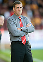 18/09/2010   Copyright  Pic : James Stewart.sct_jsp005_motherwell_v_aberdeen  .::  ABERDEEN MANAGER MARK MCGHEE ::.James Stewart Photography 19 Carronlea Drive, Falkirk. FK2 8DN      Vat Reg No. 607 6932 25.Telephone      : +44 (0)1324 570291 .Mobile              : +44 (0)7721 416997.E-mail  :  jim@jspa.co.uk.If you require further information then contact Jim Stewart on any of the numbers above.........