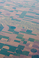 View of the earth from airplane<br />