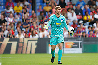 Thomas Kraft of Hertha Berlin seen during the pre season friendly match between Crystal Palace and Hertha BSC at Selhurst Park, London, England on 3 August 2019. Photo by Carlton Myrie / PRiME Media Images.