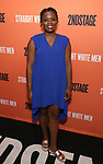 Antoinette Nwandu attends the Opening Night Performance of 'Straight White Men' at the Hayes Theatre on July 23, 2018 in New York City.