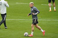 Philipp Max (Deutschland Germany) - 23.03.2021: Training der Deutschen Nationalmannschaft vor dem WM-Qualifikationsspiel gegen Island, Merkus Spiel Arena Duesseldorf