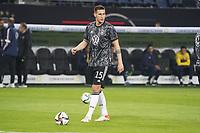 Niklas Süle (Deutschland Germany) - Hamburg 08.10.2021: Deutschland vs. Rumänien, Volksparkstadion Hamburg