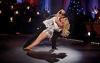 Oslo, 20091121. Skal vi danse, finalen. Mia