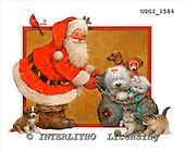GIORDANO, CHRISTMAS SANTA, SNOWMAN, WEIHNACHTSMÄNNER, SCHNEEMÄNNER, PAPÁ NOEL, MUÑECOS DE NIEVE, paintings+++++,USGI1584,#X#