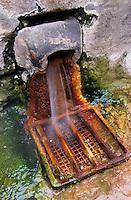 Europe/France/Auvergne/15/Cantal/Chaudes-Aigues: Les sources d'eau chaude