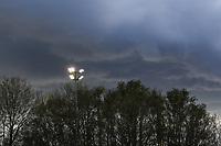 Illustrative photo of the lights during a female soccer game between Sporting Charleroi and White Star Woluwe on the 7 th matchday in play off 2 of the 2020 - 2021 season of Belgian Scooore Womens Super League , friday 14 th of May 2021  in Marcinelle , Belgium . PHOTO SPORTPIX.BE | SPP | Sevil Oktem