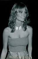 Cheryl Tiegs 1981<br /> Photo By John Barrett-PHOTOlink.net / MediaPunch
