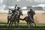 February 6, 2021: Scenery during the King Cotton Stakes at Oaklawn Racing Casino Resort in Hot Springs, Arkansas. ©Justin Manning/Eclipse Sportswire/CSM