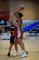 180811 National Under-23 Women's Basketball Championship Final - Waikato v Waitaha Canterbury
