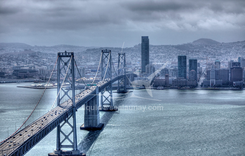 Bay Bridge, San Francisco, California, United States of America