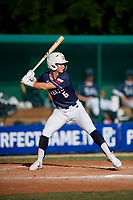 Ty Hodge (6) during the WWBA World Championship at Lee County Player Development Complex on October 9, 2020 in Fort Myers, Florida.  Ty Hodge, a resident of College Station, Texas who attends College Station High School, is committed to Texas A&M.  (Mike Janes/Four Seam Images)