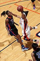 120303-UT Arlington @ UTSA Basketball (W)