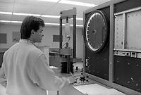 L'Ecole de Technologie Superieure, en 1986<br /> <br /> PHOTO :  : Agence Quebec Presse
