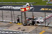 #20: Harrison Burton, Joe Gibbs Racing, Toyota Supra Morton Buildings/DEX Imaging takes the checkered flag