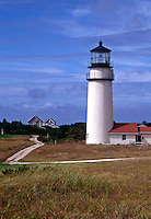 Highland Light lighthouse, Truro, Cape Cod<br />
