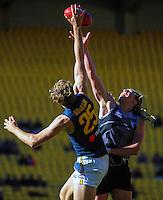150424 AFL - NZ Hawks v AFL Academy