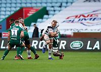 4th October 2020; Twickenham Stoop, London, England; Gallagher Premiership Rugby, London Irish versus Bristol Bears; Joe Joyce of Bristol Bears is tackled