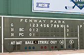- The Boston College Eagles defeated the Providence College Friars 3-1 (EN) on Sunday, January 8, 2017, at Fenway Park in Boston, Massachusetts.
