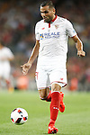 Sevilla FC's Gabriel Mercado during Supercup of Spain 2nd match.August 17,2016. (ALTERPHOTOS/Acero)