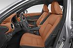 Front seat view of 2021 Lexus IS 300 4 Door Sedan Front Seat  car photos