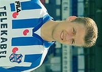 VOETBAL: HEERENVEEN: 1999, Abe Lenstra Stadion, SC Heerenveen Teampresentatie Pers, ©foto Martin de Jong