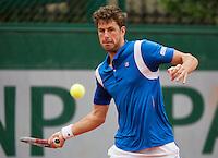 31-05-13, Tennis, France, Paris, Roland Garros,  Robin Haase