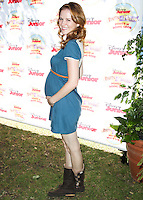 PASADENA, CA, USA - AUGUST 16: Sarah Drew at the Disney Junior's 'Pirate And Princess: Power Of Doing Good' Tour held at Brookside Park on August 16, 2014 in Pasadena, California, United States. (Photo by Celebrity Monitor)