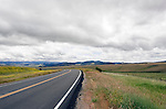 Montana State Highway 141 is a back route with spectacular open scenery.  Big Sky Country.