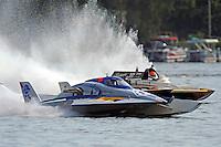 "Patrick Sankuer, Jr., GNH-6 and Steve Kuhr, GNH-317 ""The Irishman"" (Grand National Hydroplane(s)"