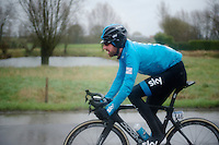 also a rough day for Sir Bradley Wiggins (GBR/Sky)<br /> <br /> 77th Gent-Wevelgem 2015