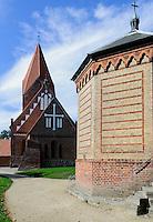 St. Johannes (13.Jh.) in Rerik, Mecklenburg-Vorpommern, Deutschland