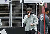 Bundestrainer Joachim Loew (Deutschland Germany) <br /> - 05.10.2020: Training der Deutschen Nationalmannschaft, Suedstadion Koeln<br /> DISCLAIMER: DFB regulations prohibit any use of photographs as image sequences and/or quasi-video.