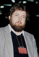 Montreal (Qc) CANADA - file photo circa 1987, Bill Blaikie, NDP