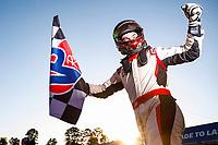 #53 Moorespeed, Porsche 991 / 2019, GT3P: Riley Dickinson, Checkered Flag