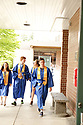 2016 BHS Graduation (Before Candids)