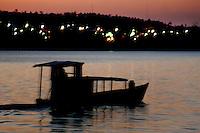 Rio Xingu.<br /> Altamira, Pará, Brasil.<br /> Foto Paulo Santos<br /> 2005