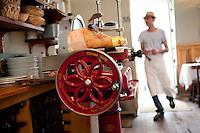 La Cantinetta restaurant, Cours Julien, Marseille 17 June 2011