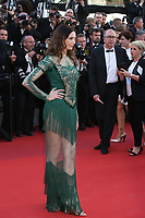 FREDERIQUE BEL - RED CARPET OF THE OPENING CEREMONY AND OF THE FILM 'LES FANTOMES D'ISMAEL' AT THE 70TH FESTIVAL OF CANNES 2017