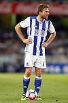 Real Sociedad's Asier Illarramendi during La Liga match. August 21,2016. (ALTERPHOTOS/Acero)