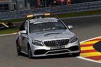 30th August 2020, Spa Francorhamps, Belgium, F1 Grand Prix of Belgium , Race Day;  F1 Pace Car
