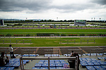 KYOTO,JAPAN-OCT 11: Reserved spectators are permitted to enter limited area because of COVID-19 at Kyoto Racecourse on October 11,2020 in Kyoto,Kyoto,Japan. Kaz Ishida/Eclipse Sportswire/CSM