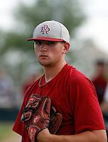 Jake Barrett - 2009 Desert Ridge High School, Mesa, AZ.Photo by:  Bill Mitchell/Four Seam Images