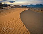Ibex Dunes, Avawatz Mountains, Death Valley National Park, California
