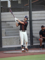 Hunter Bishop - San Francisco Giants 2021 extended spring training (Bill Mitchell)