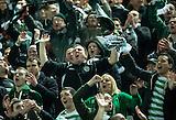 06.03.2013  Juventus v Celtic, UEFA Champions League round of the last 16 second leg  ...................    CELTIC FANS