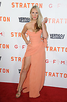 """Naomi Isted<br /> at the """"Stratton"""" premiere, Vue West End, Leicester Square London. <br /> <br /> <br /> ©Ash Knotek  D3300  29/08/2017"""