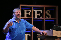 Hay on Wye. Friday 03 June 2016<br /> Mike Parker Pearson at the Hay Festival, Hay on Wye, Wales, UK