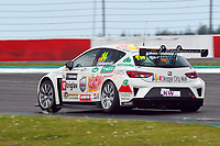Race of Germany Nürburgring Nordschleife 2016  ETCC 2016 #114 Lema Racing SEAT León Igor Stefanovski (MAC)  Testing © 2016 Musson/PSP. All Rights Reserved.